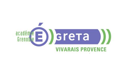Logo GRETA Vivarais Provence